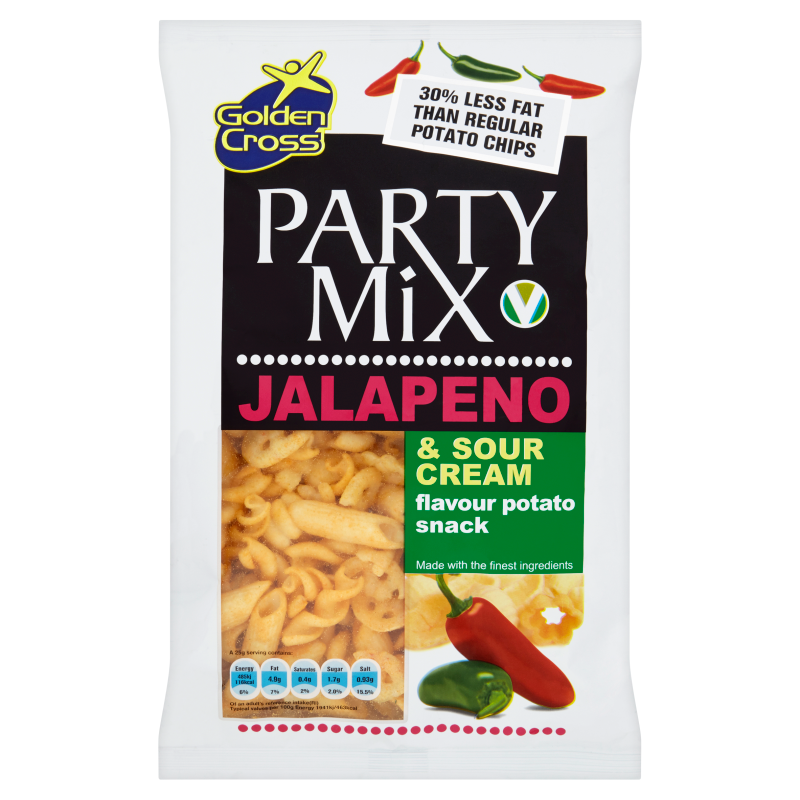 Party Mix Jalapeno