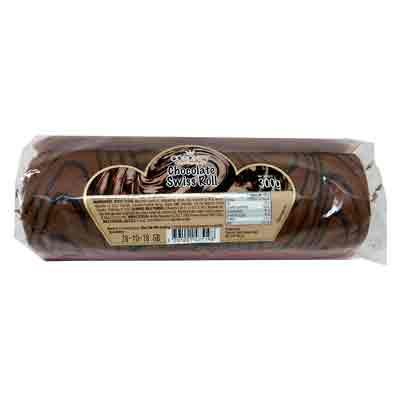 Coronet Chocolate Swiss Roll