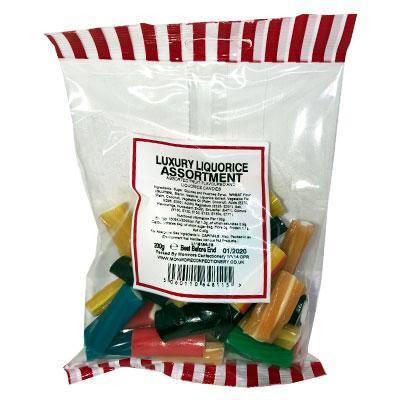 S4U Luxury Liquorice Assorted