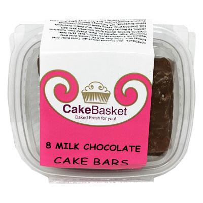 Cake Basket Milk Chocolate Cake Bar