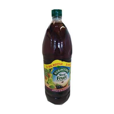Robinsons 2L Apple & Blackcurrant