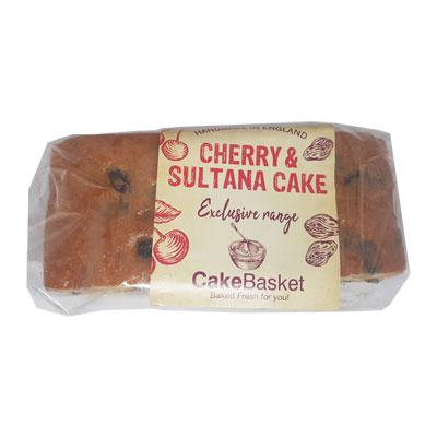 Cake Basket Sultana & Cherry Slab