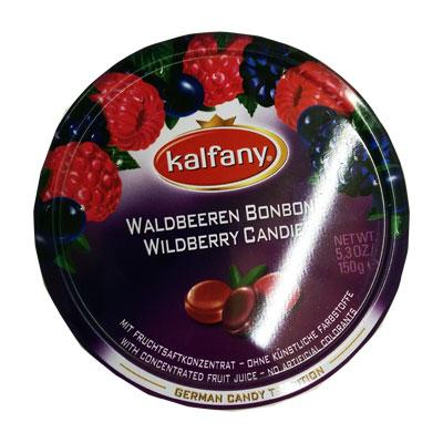 Travel Sweet Tins Wild Berry