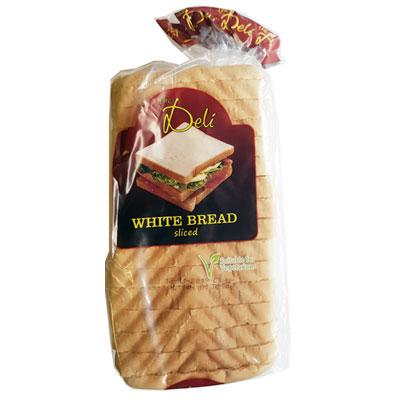 Deli White Sliced Loaf (long life)