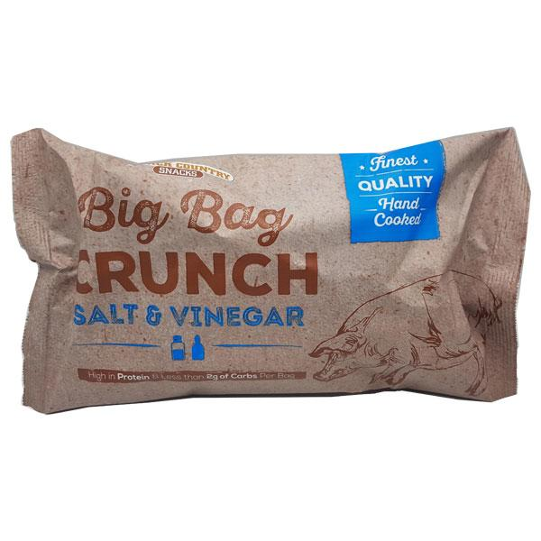 Black Country Big Bag P/Crunch Salt & Vin