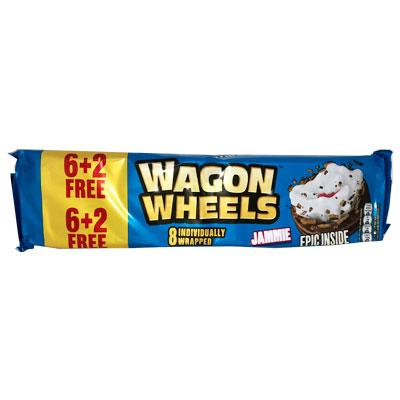 Jammie Wagon Wheel