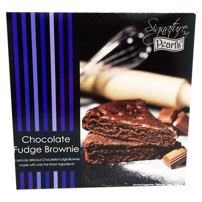 Pearls Signature Fudge Brownie