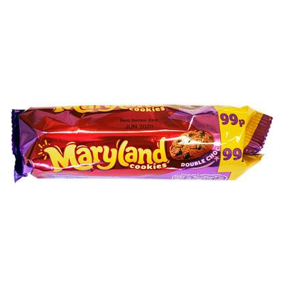 Maryland Double Choc Cookies
