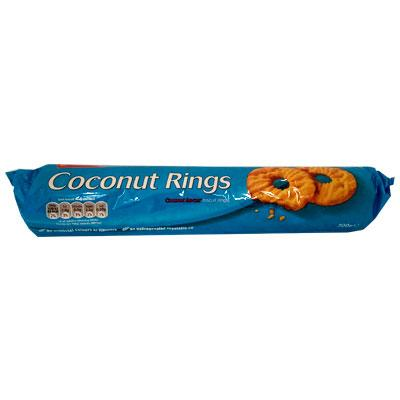 Crawford Coconut Rings