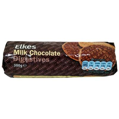 Elkes Chocolate Digestive