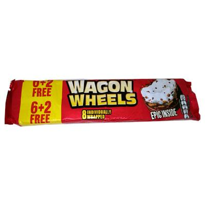 Burton's Original Wagon Wheels