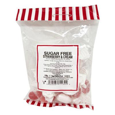S4U Sugar Free Strawberry Cream