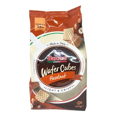 Balconi Cubi Hazelnut Wafer