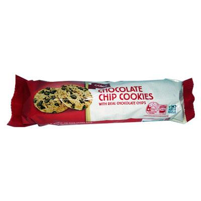 Coles Chocolate Chip Cookies with Real Chocolate Chips
