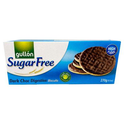 Gullon Sugar Free Chocolate Digestive