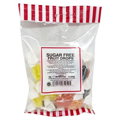 S4U Sugar Free Fruit Drops