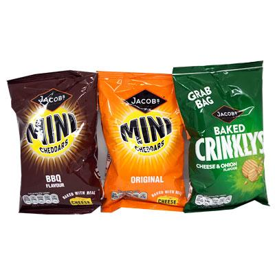 Mini Cheddars Mix Grab Bag