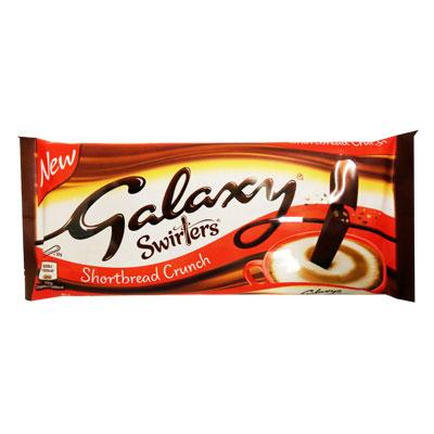 Galaxy Swirlers Shortbread Crunch
