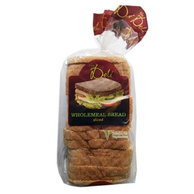 Deli Wholemeal Sliced Loaf (long life)