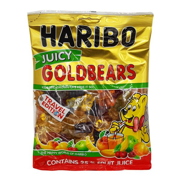 Haribo Juicy Gold Bears 450g