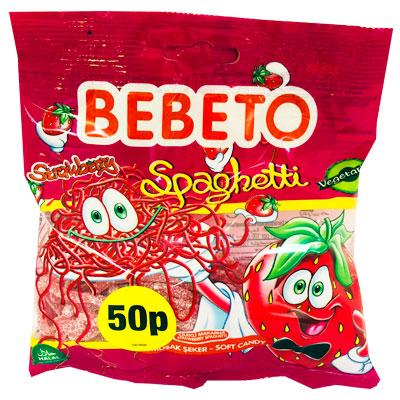 Rose Bebeto Strawberry Spaghetti