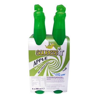 Squeezeit Apple