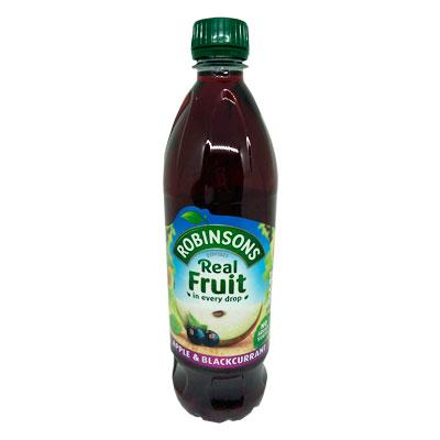Robinsons Apple & Blackcurrant 900ml