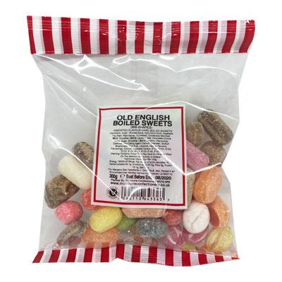 S4U Old English Boiled Sweets