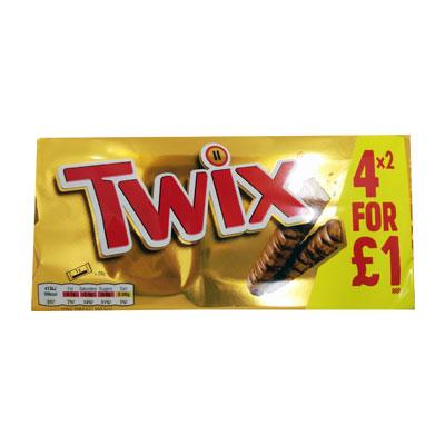Twix Snacksize