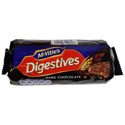 McVities Dark Choc Digestives
