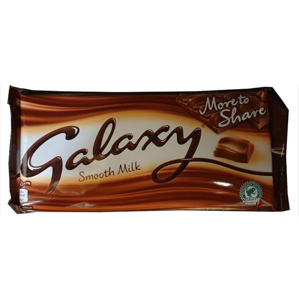 Galaxy Novelty Bar 4pk
