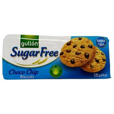 Gullon Sugar Free Chocolate Chip Cookie