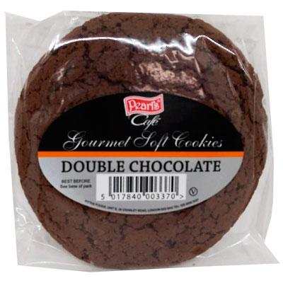 Pearls Double Chocolate Cookie
