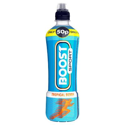 Boost Sport Tropical Berry