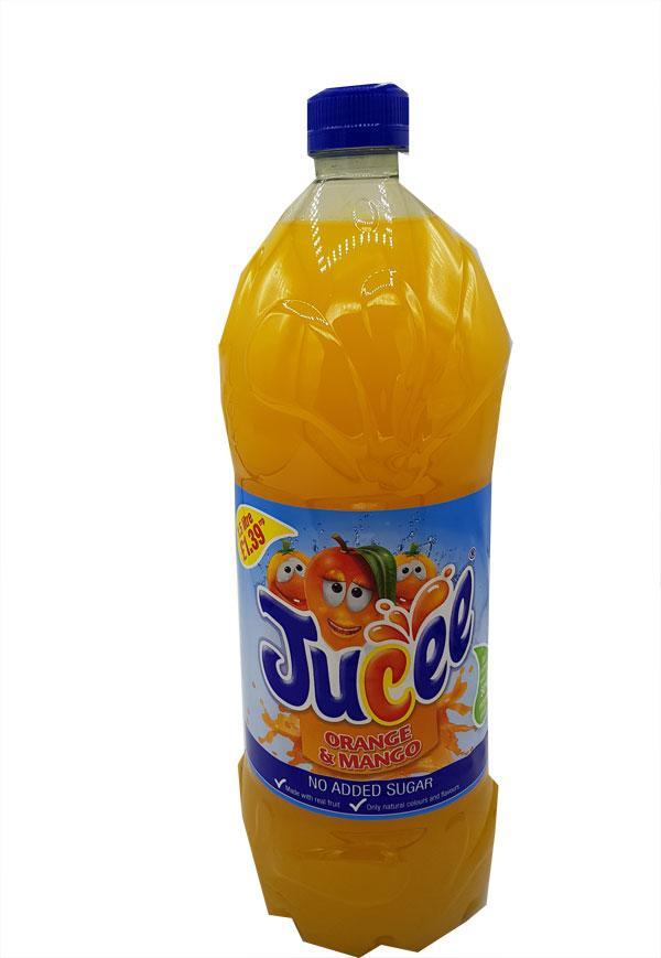 Jucee NAS Orange & Mango