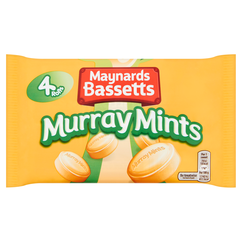 Maynards Murray Mints 4Pk