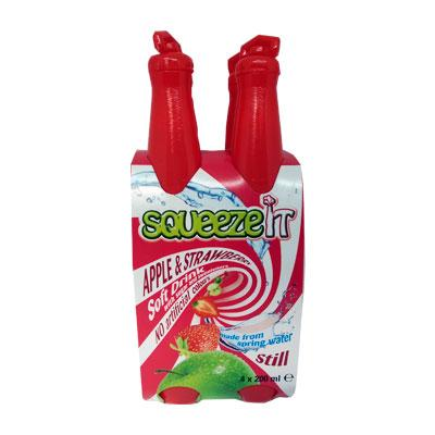 Squeezeit Apple & Strawberry