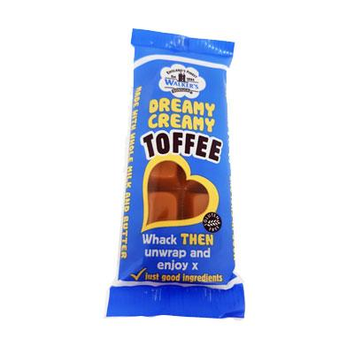 Walker's Toffee Creamy 50g