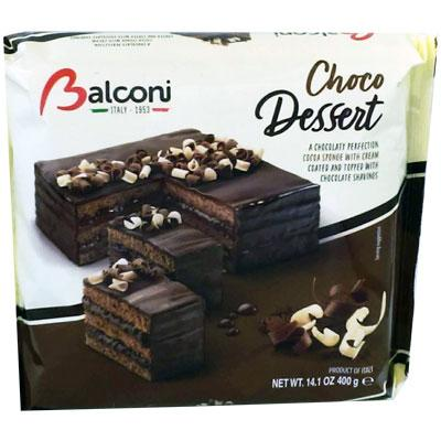 Balconi Chocolate Dessert
