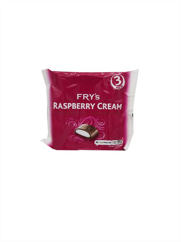 Frys Raspberry Cream