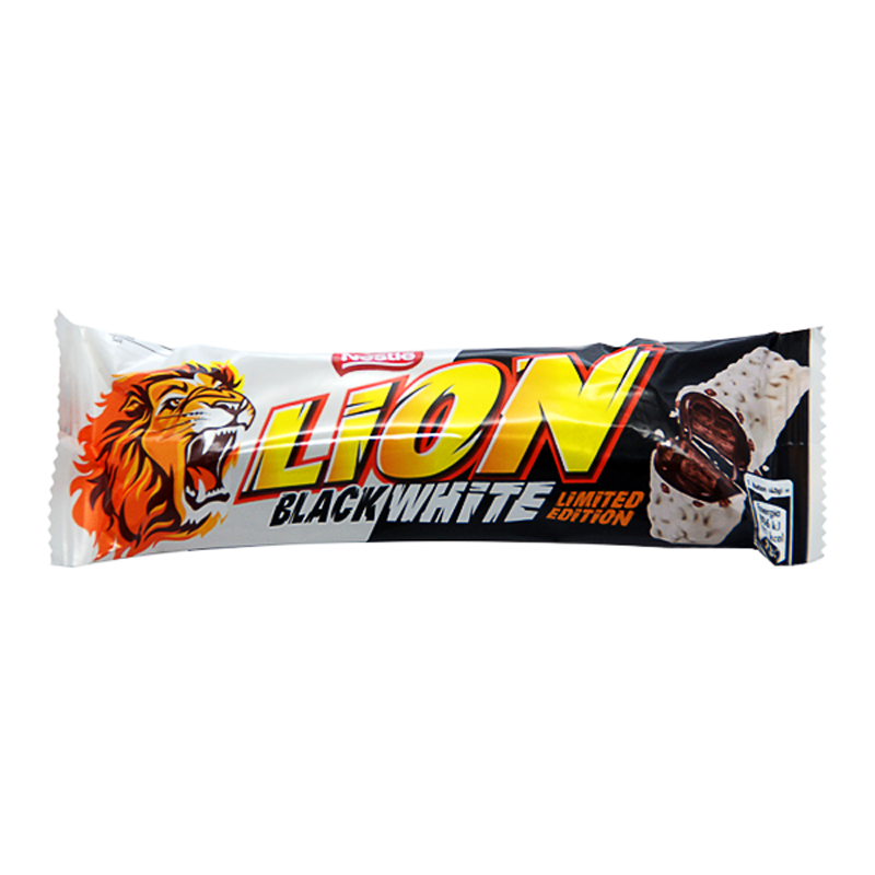 Nestle Black & White Lion
