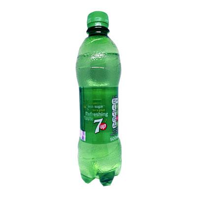 7 up Lemon & Lime 500ml Bottles