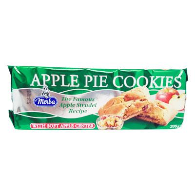 Merba Apple Pie Cookies