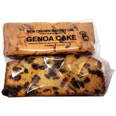 New Crown Genoa Cake