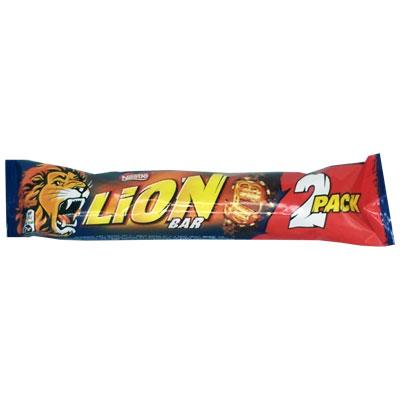 Lion Bar Twin Pack