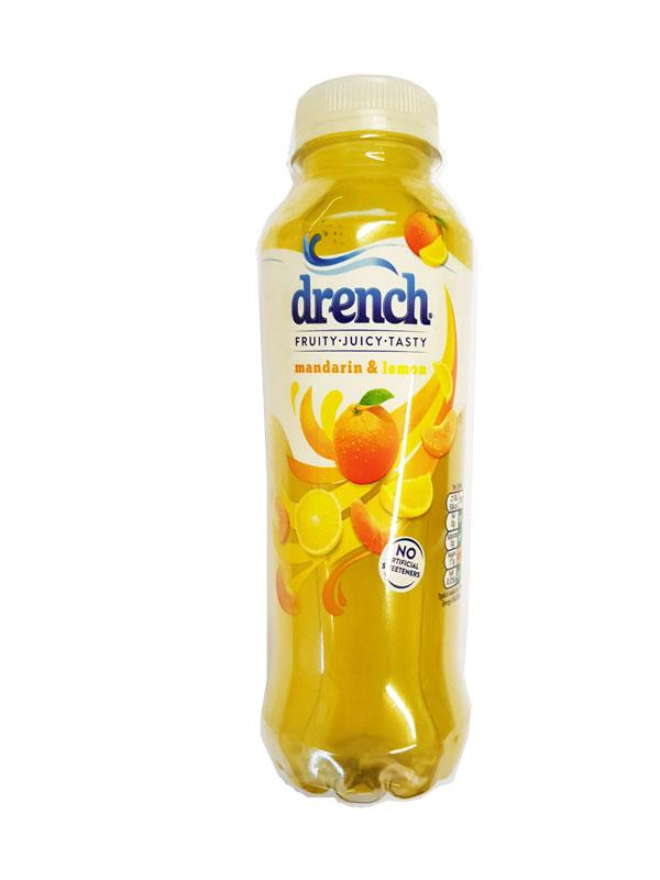 Drench Mandarin & Lemon
