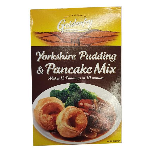 Goldenfry Yorkshire Pudding Mix
