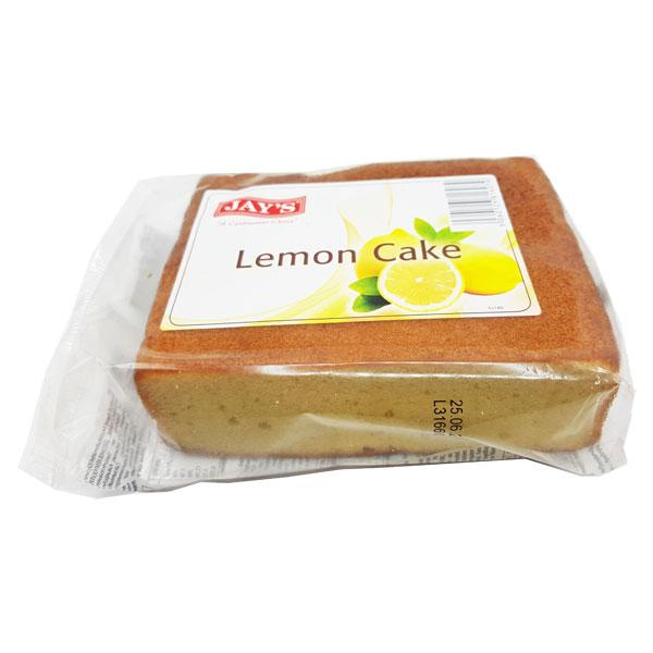 Jays Lemon Slab Cake
