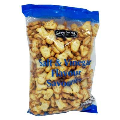 Crawford Salt & Vinegar Savouries