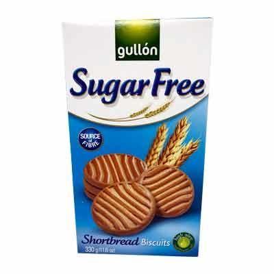 Gullon Sugar Free Shortbread